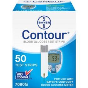 Glucose Meter Test Strips